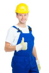 erfolgreicher handwerker