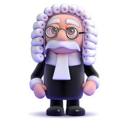 Judge is an upright man