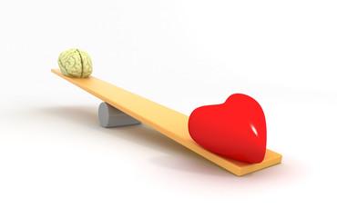 Heart vs Mind