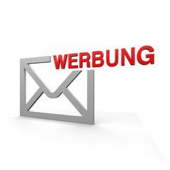 werbung, mailing