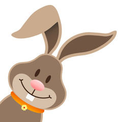 Easter Bunny Diagonal