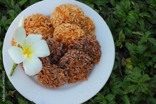 Dessert Nageled Thailand