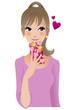 バレンタイン チョコレート 贈り物 女性