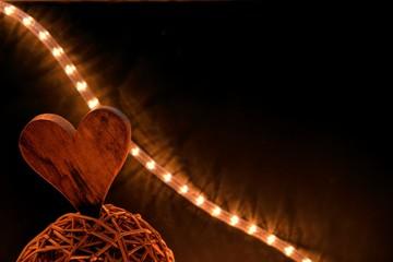My heart lights