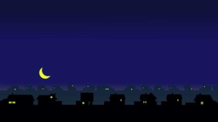 Einbruch bei Nacht
