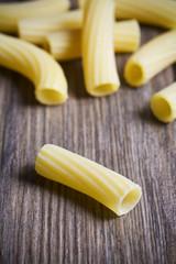 Italian pasta - Elicoidali, rigatoni