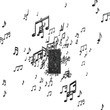 Musik, Party, Sound, Noten
