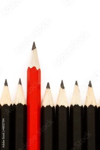 Führung: Roter Bleistift
