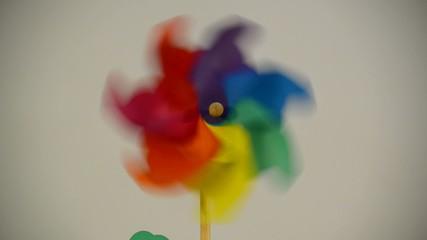 juguete molino de viento