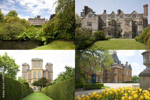 English Stately Homes & Gardens