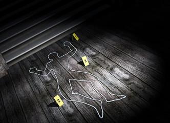 Mann ermordet