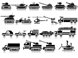 WAR  VEHICLES