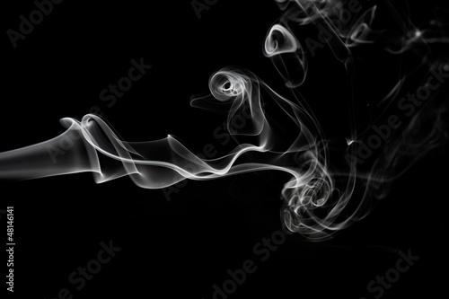 Fotobehang Rook 煙の素材