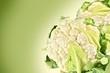Fresh Cauliflowers