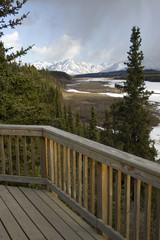 Scenic Alaskan Deck