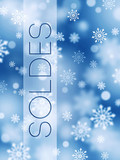 Fototapety soldes d'hiver