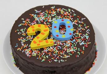 20er Geburtstagsfeier
