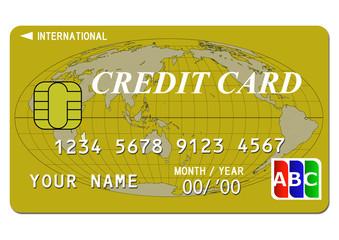 クレジットカード(ゴールド)