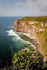 Coast of Indian ocean Bali, Indonesia