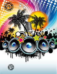 Music Event Discoteque Flyer
