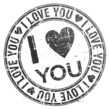 Stempel - I Love You (II)