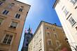 Historische Architektur in Salzburg