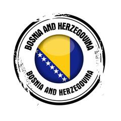 timbre Bosnie-Herzégovine