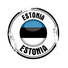 timbre Estonie