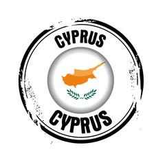 timbre Chypre