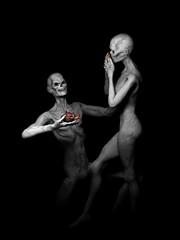 Zombie's in Love
