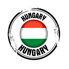 timbre Hongrie