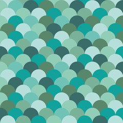 Seamless ellipse pattern