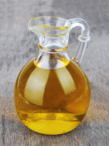 Oil bottle