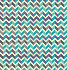Seamless Chevron Aztec Pattern