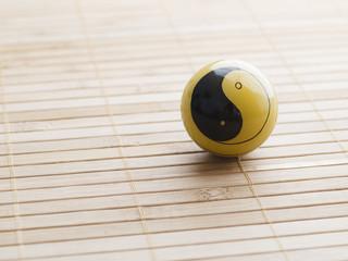 One baoding ball