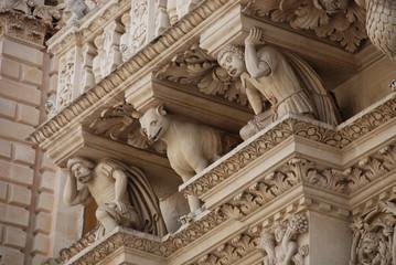 Basilica di Santa Croce Detail
