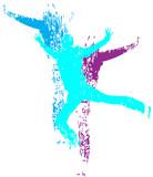 Fototapety Tanzende Männer