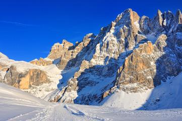 Dolomites, Pale di San Martino - Passo Rolle, Italy