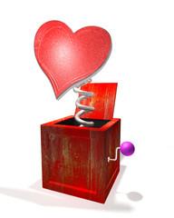 Caja Sorpresa de Corazón