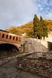 Gubbio, il Ponte Coperto del Parco Ranghiasci