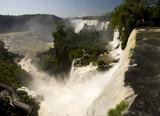 Fototapeta amerykański - Argentyna - Kaskada / Wodospad / Gejzer