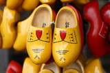 traditional clogs from Netherlands