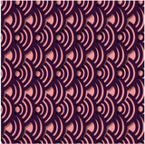 Japanese waves pattern