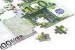 Puzzle 100 Euro