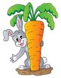 Image with rabbit theme 1