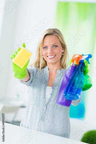 spaß am putzen