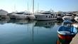 Jachten und Segelboote