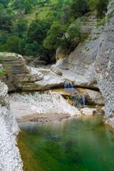 Rio Flumineddu , Gole Gorropu, Sardegna