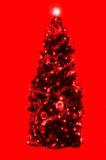 Fototapeta drzewo - uroczysty - Tła