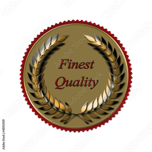 Laurel Wreath Seal of Quality